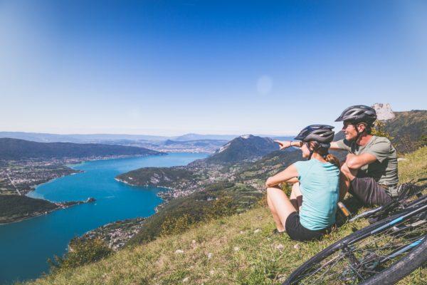 Location vélos Lac d'Annecy NOMAD BIKE