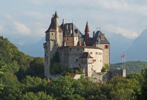 Chateau Menthon Saint Bernard-NOMAD BIKE