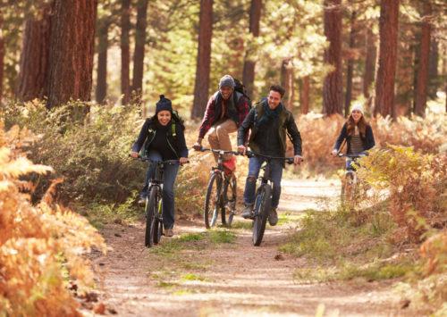 Sortie Groupe - Nomad Bike